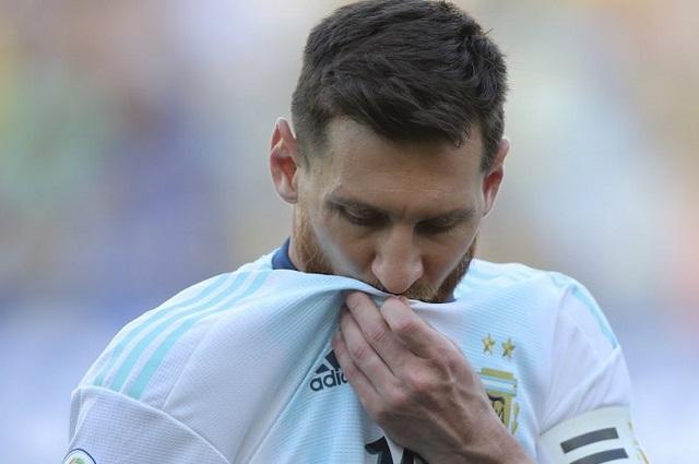 Podrían sancionar a Messi por declaraciones contra la Copa América