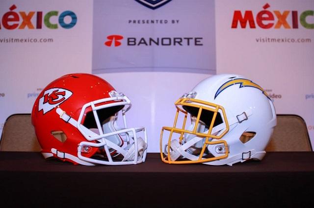 Ya hay fecha, hora y precios para la NFL en México