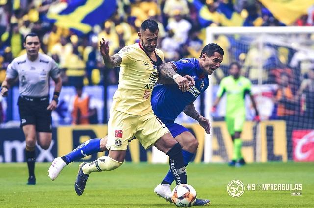 A pesar del empate, América sigue con paternidad sobre Cruz Azul