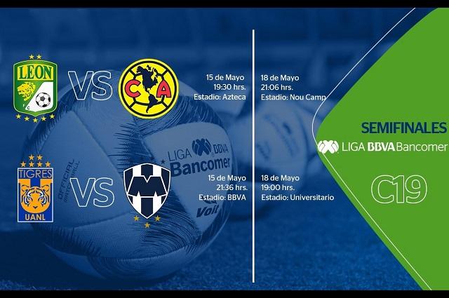 León y América disputarán el partido del morbo en semifinales
