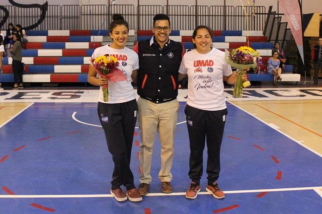Karen Ramírez e Indra González terminan elegibilidad en quinteta de UMAD