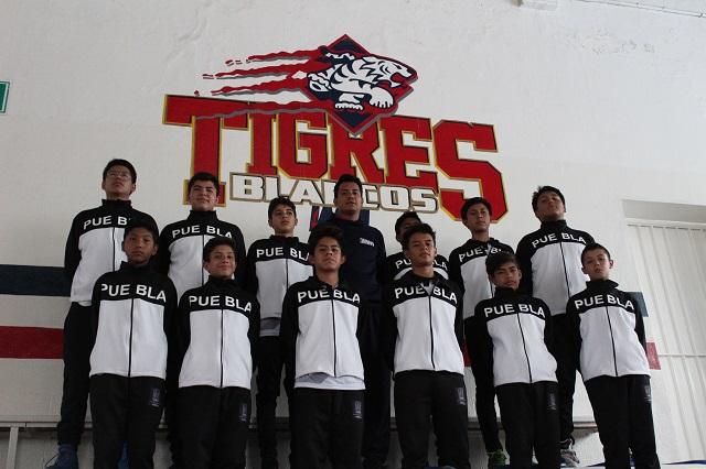 Tigres Blancos representan a Puebla en el Nacional SEP