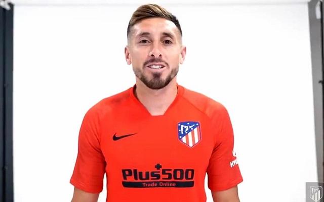 Ser rojiblancos nos queda bien, le dice Herrera a Peralta