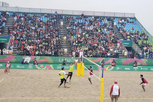 México se lleva la plata en voleibol en Lima 2019