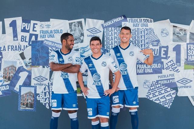 ¡Por fin! Club Puebla presenta su nuevo jersey