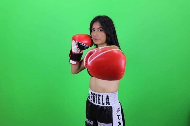 Gabriela Sánchez, La Bonita que pelea por un lugar en la historia del boxeo