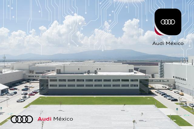 Audi México es una planta con soluciones digitales