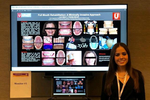 Rehabilitación dental en la UPAEP logra reconocimiento internacional