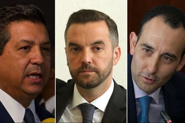 Imputa UIF riqueza ilegal y lavado de dinero a ex senadores del PAN