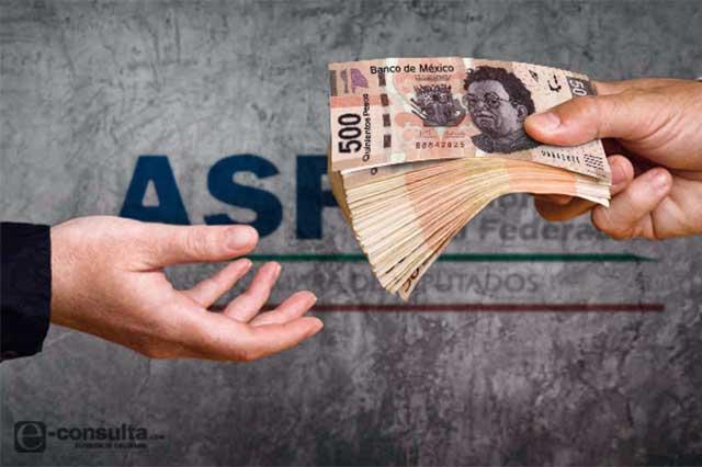 Gobierno de RMV arrastra 5 mil 58 mdp por solventar a la ASF