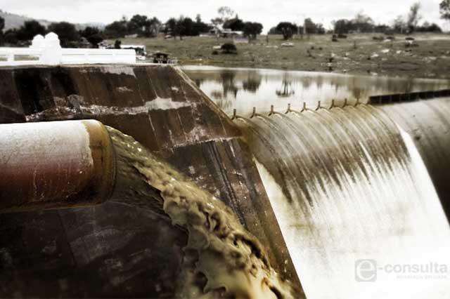 Cabildo de Puebla aumenta reglas para manejo de aguas residuales