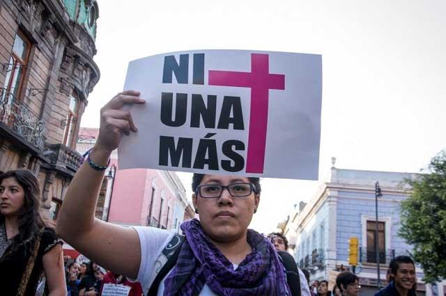 OCNF solicita a Conavim declaratoria de Alerta de Género para Puebla