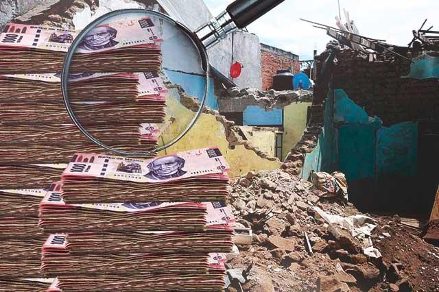 Empresarios poblanos buscan apoyos Inadem ante daño de sismos