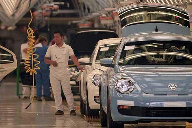 Puebla con la mayor actividad industrial durante mayo: INEGI