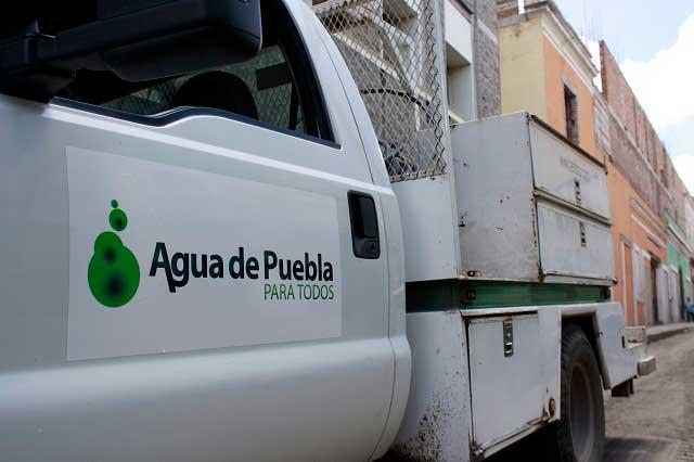 Agua de Puebla construye macrotanque en Guadalupe Hidalgo
