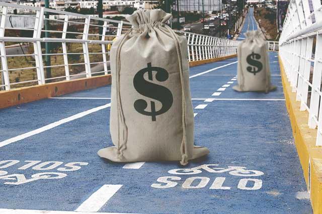 Pagó Puebla 863 mdp por ciclopistas, 5 veces más que su costo en CDMX