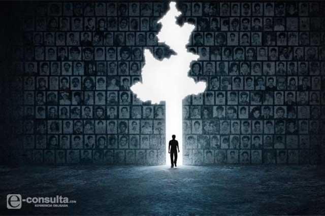 Portal FGE carece de datos sobre desaparecidos y detenciones