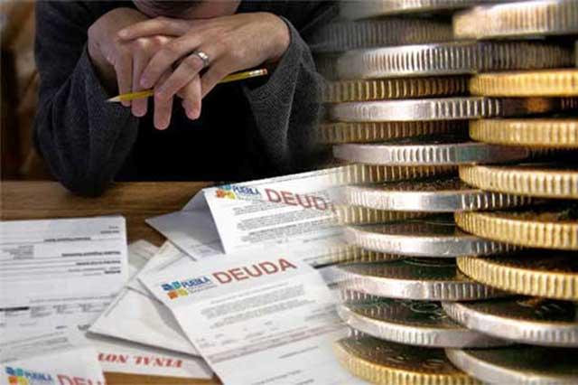 Puebla capital es lugar 23 nacional con mayor endeudamiento