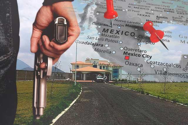 Cartel de Jalisco opera en Puebla con El Toñín: Seguridad Nacional