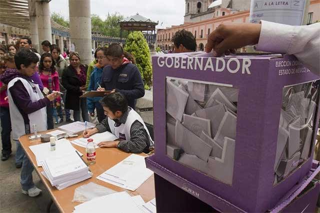 El PAN adelanta que impugnará la elección en el Estado de México