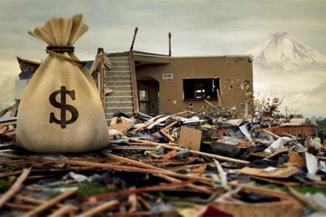 A casi un mes del sismo, pueblos esperan auxilio del Fonden