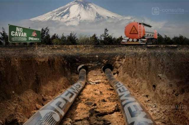 Pemex sospecha que en el huachicol participan gasolinerías y empresas
