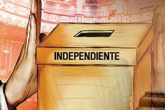 Sólo 1 aspirante busca candidatura independiente a senador: INE