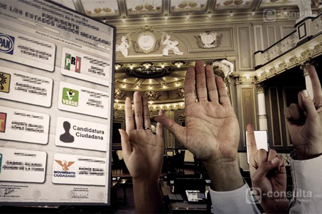 Amagan independientes de Puebla con recurrir al TEPJF