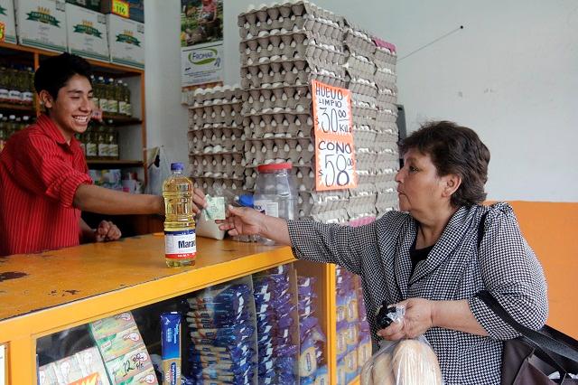 Inflación en Puebla cierra el año por debajo del promedio nacional