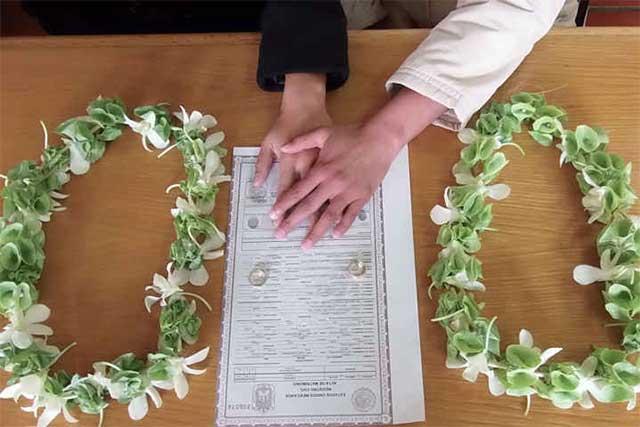 Piden presión al Congreso para legislar matrimonio igualitario
