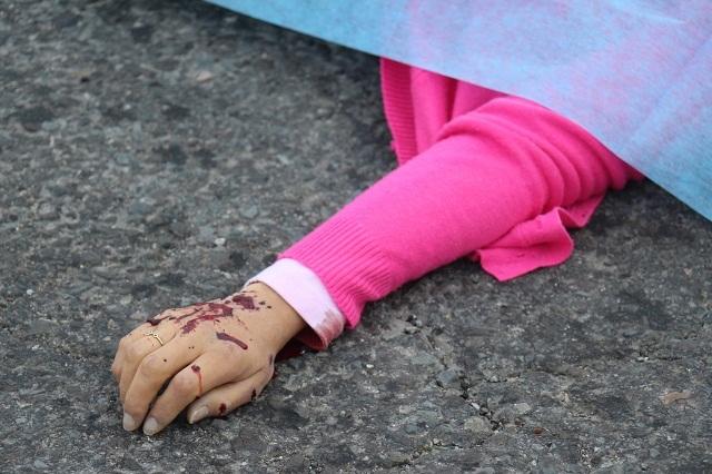 Ahora hallan a mujer asesinada en cerro de Texmelucan