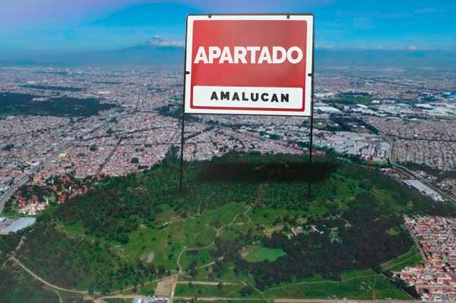 Licita gobierno nueva vía del Centro al Parque de Amalucan