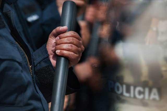 Destaca Puebla en Desarrollo Policial pese a baja calificación