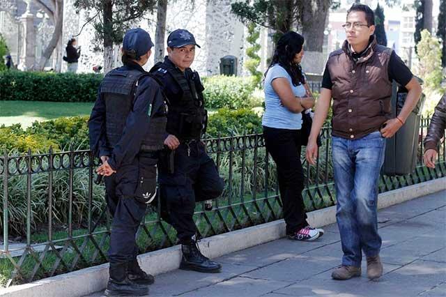 Pobreza laboral de policías, factor en aumento de delincuencia: Foro