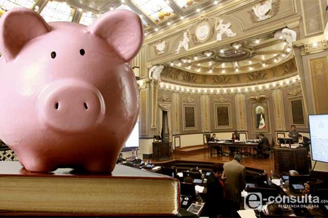 Igualará Congreso prepuesto de 2017, por 145 mdp: JACH