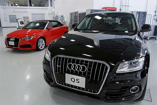 Audi y universidades divulgan negocio automotriz en Road Show