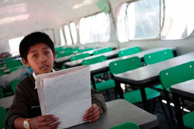 Sin completar educación básica, 38.5% de poblanos, informa INEGI