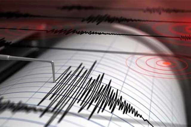 Se registra otro sismo en Puebla, el epicentro fue en Moyotzingo