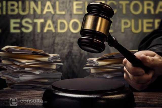 Asunto interno del PRD, la queja contra Martínez Amador: TEPJF