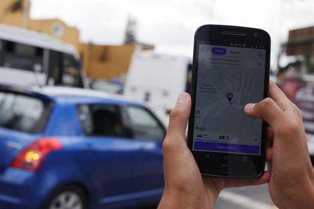 Uber activa ejército de bots con el tema #QuieroUberEnPuebla