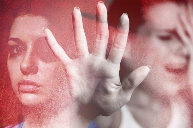 Violencia sexual, la más frecuente contra mujeres en Puebla: Inegi