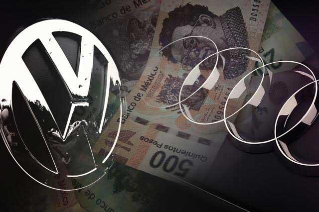 Siguen a la baja ventas de VW y las de AUDI repuntan: AMIA