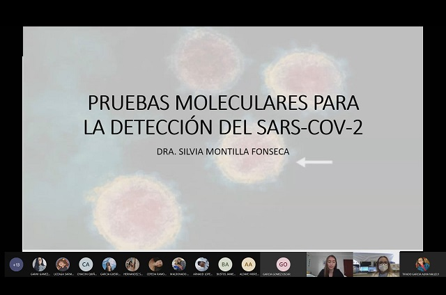 Prueba PCR, la más precisa para detectar Covid-19