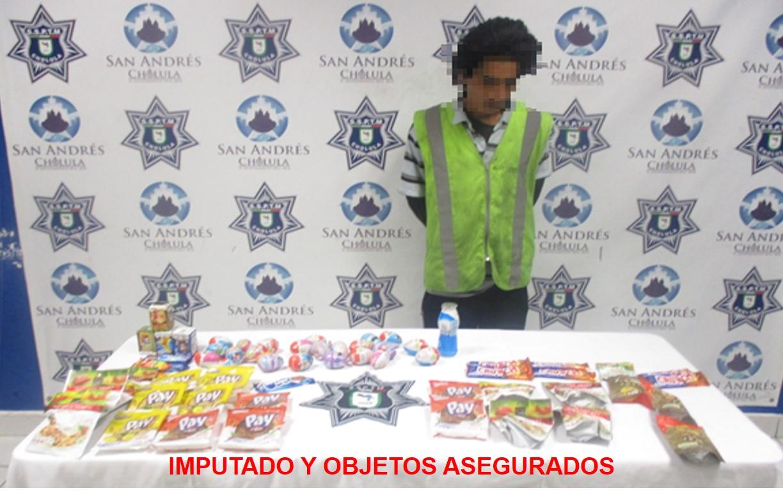 Recibe San Pedro Cholula recursos para seguridad pública