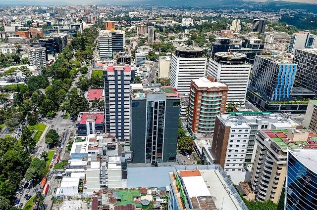 El mercado inmobiliario en Ciudad de Guatemala