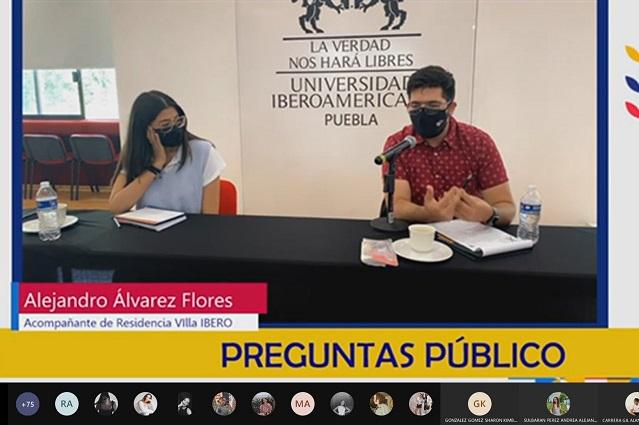 Dialogan alumnos IBERO sobre su compromiso universitario