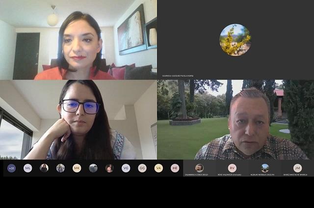 INE invita a estudiantes de la Ibero a participar en la democracia