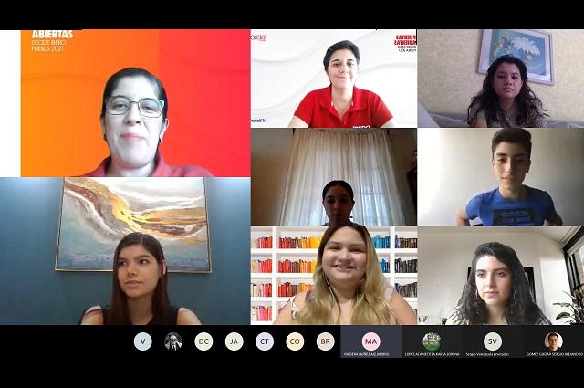 Celebró Ibero Puebla jornada virtual de Puertas Abiertas