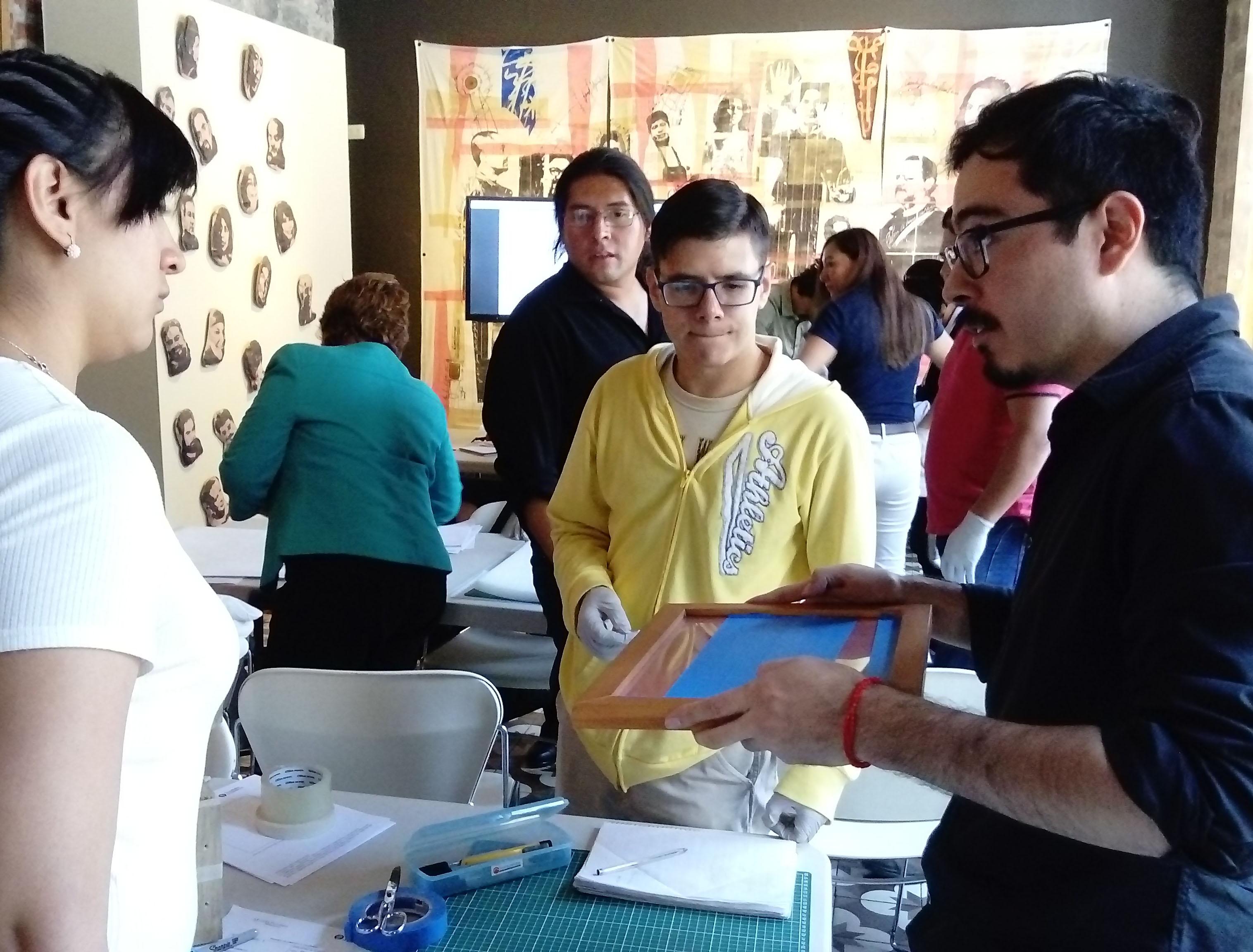 Tec de Monterrey capacita a personal de museos en embalaje de obras