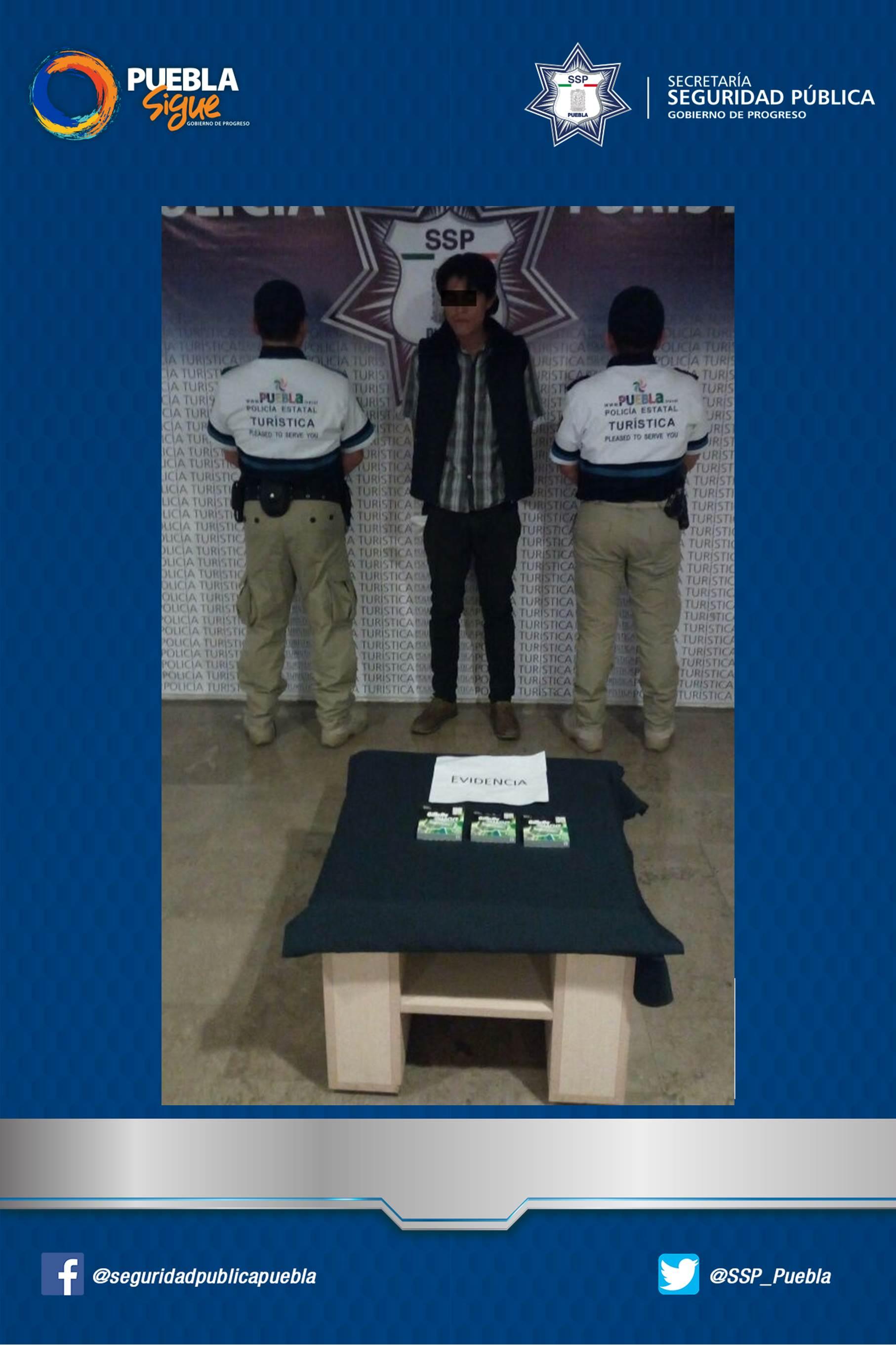 SSP aseguró a 5 personas por participar en diversos delitos